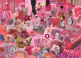 ST - 427 - MELI-MELO ROSE - PINK JUMBLE