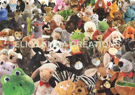 ST - 54 - PELUCHES - CUDDLY TOYS