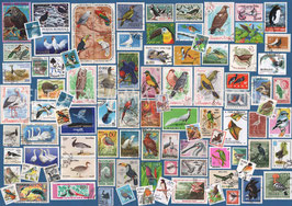 ST - 446 - TIMBRES d'OISEAUX - BIRD STAMPS