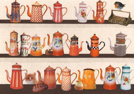 ST - 150 - CAFETIERES - COFFEE POTS