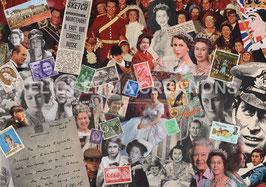 ST - 249 - ANGLETERRE - LA FAMILLE ROYALE - LA REINE ELISABETH - ENGLAND -  THE ROYALS - QUEEN ELISABETH
