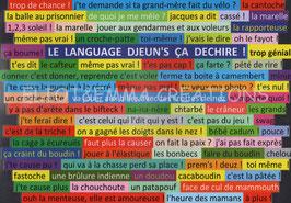 ST - 377 - LE LANGAGE DES DJEUN'S - KID'S SPEECH