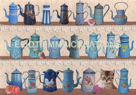 ST - 144 - CAFETIERES - COFFEE POTS