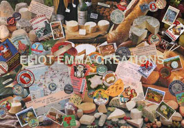 ST - 221 - FROMAGES - CHEESES