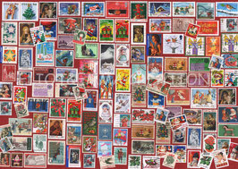 ST - 448 - TIMBRES de NOEL - CHRISTMAS STAMPS