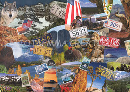 ST - 297 - PAYSAGES AMERICAINS - AMERICAN LANDSCAPES