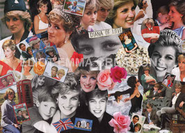 ST - 251 - ANGLETERRE - LA FAMILLE ROYALE - LADY DIANA - ENGLAND - THE ROYALS - LADY DI