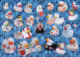 ST - 361 - CANARDS EN CAOUTCHOUC - RUBBER DUCKIES
