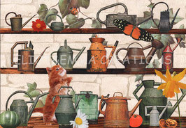 ST - 511 - ARROSOIRS - WATERING CANS