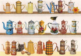 ST - 151 - CAFETIERES - COFFEE POTS