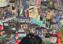 ST - 485 - PARIS et LES BETES - PARIS and ANIMALS