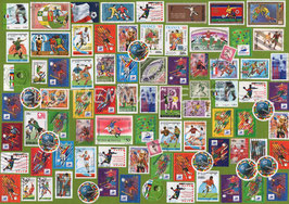 ST - 451 - TIMBRES sur le FOOTBALL - FOOTBALL STAMPS