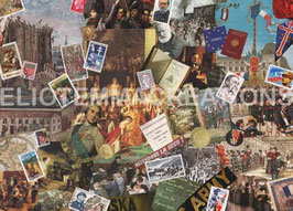 ST - 300 - HISTOIRE DE FRANCE - DE 1789 A NOS JOURS - HISTORY OF FRANCE - FROM 1789 TO NOWADAYS