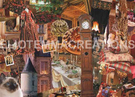 ST - 328 - NOEL AU CHATEAU - CHRISTMAS AT THE CASTLE