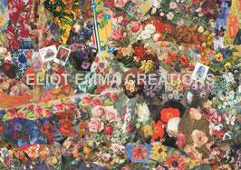 ST - 38 - FLEURS ANCIENNES - VINTAGE FLOWERS