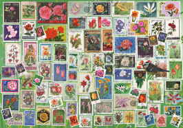 ST - 453 - TIMBRES FLEURS - FLOWER STAMPS