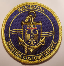 "Patch ""Wasserzoll"""