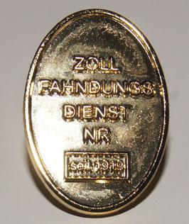 "Pin ""Dienstmarke Zollfahndung"""