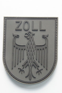"PVC-Patch ""Zolladler -BlackOps-"""