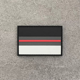 """PVC Patch """"Thin-Red-Line Germany"""""""