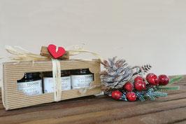 Confezione natalizia - 3 mielini misti