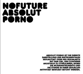 "CD ""Absolut Porno"""