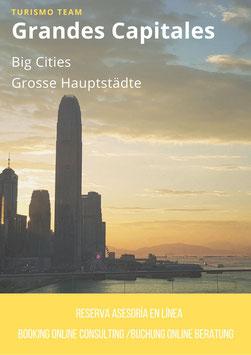 Las mejores opciones en las Grandes Capitales según tu presupuesto