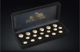 Blazerknöpfe  Bossner  Gold oder Silber