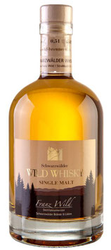 Wild Whisky Single Malt 42%vol,0,5l