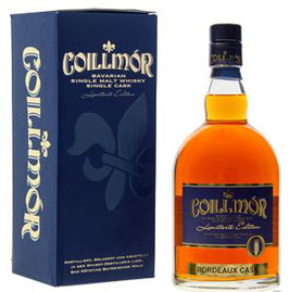 Coillmór Single Malt Whisky 46% vol. Bordeaux-Single-Cask (7 Jahre) 0,7l