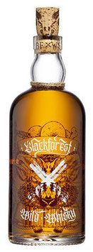 Blackforest Wild Whisky 42%vol, 0,5l