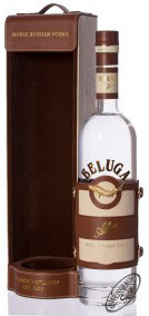Beluga Allure Vodka Leder