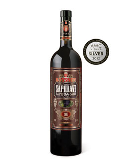 BOSSNER Wein Saperavi