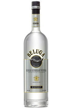 Beluga Noble Russian Vodka Magnum 1,5 l