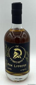 CJC Spartanos Rum Liqueur 47%  0,5 l Limited Edition 2020