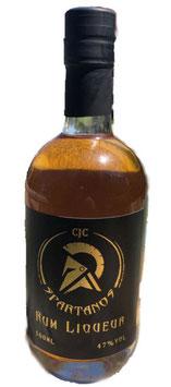 CJC Spartanos Rum Liqueur 47%  0,5 l