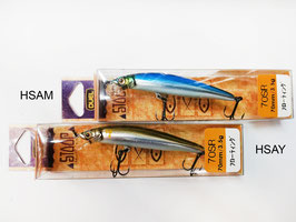 DUEL STOP TROUTER'S MINNOW 70 SR F695