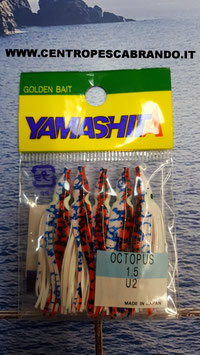 YAMACHITA GOLDEN BAIT OCTOPUS