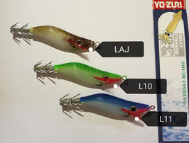 YO-ZURI MINI FLOATING SQUID FISHING 1.6 3G