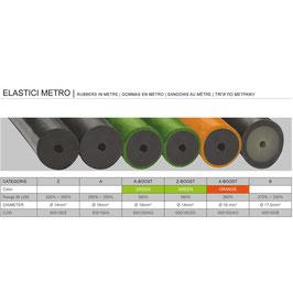 Salvimar Elastico A-Boost Orange 16 MM