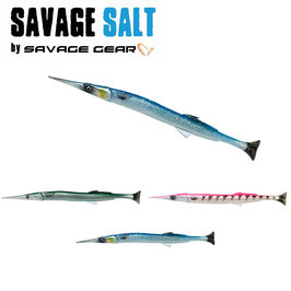SAVAGE SALT 3D LINE THRU NEEDLEFISH PULSETAIL 30CM 85GR