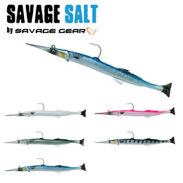 SAVAGE SALT 3D NEEDLEFISH PULSETAIL 14CM 12gr