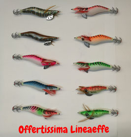 TOTANARE LINEAFFE 3.0 PACK 10 PZ