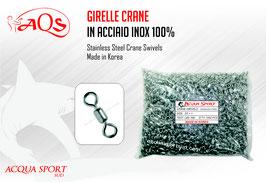 GIRELLE CRANE IN ACCIAIO INOX AQS
