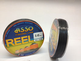 ASSO FISHING LINE REEL 0.45mm - 250mt