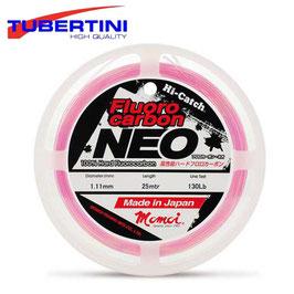 TUBERTINI NEO FLUOROCARBON 25MT D. 0,66