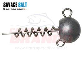 SAVAGE GEAR CORKSCREW BALL HEAD 30GR