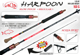 AQS HARPOON REGULAR 160G