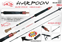 AQS HARPOON REGULAR 200G