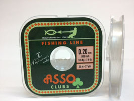 ASSO CLUBS 0.20mm - 25mt